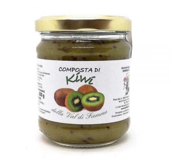 Composta kiwi