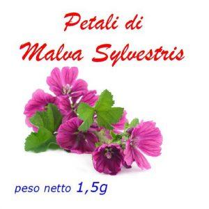 Petali di malva sylvestris