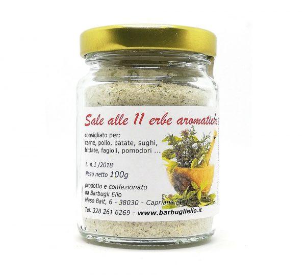 Sale 11 erbe aromatiche