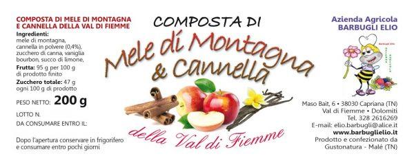 Composta_mela_cannella_etichetta